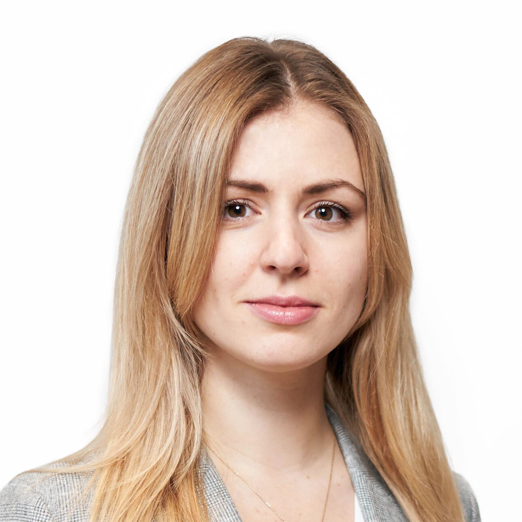 Veronika Tikhonchuk
